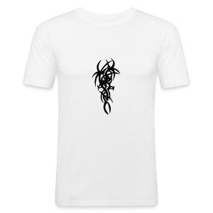 Tribal-2 - Men's Slim Fit T-Shirt