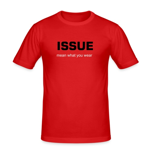 ISSUE - slim fit T-shirt