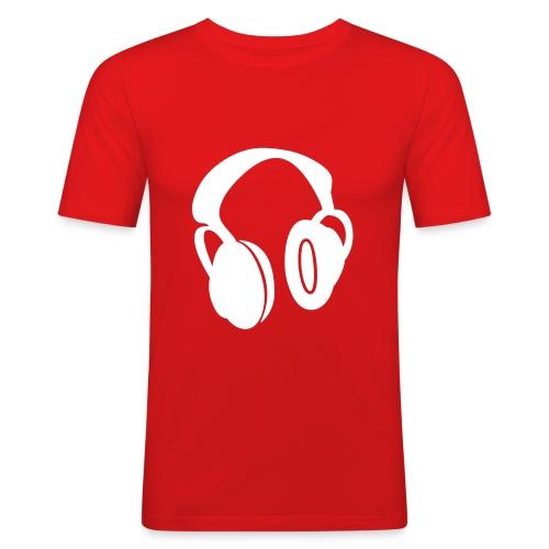 Camiseta Dj - Camiseta ajustada hombre