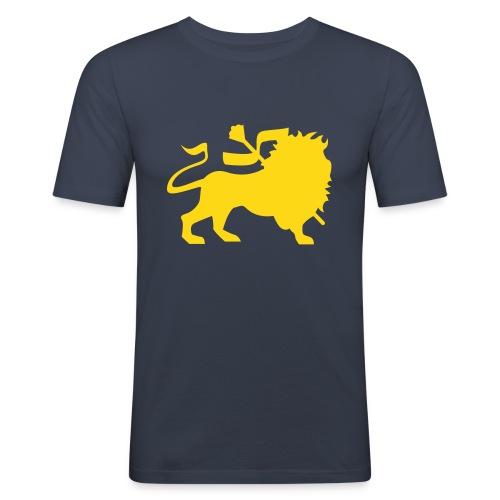 Lion - Männer Slim Fit T-Shirt