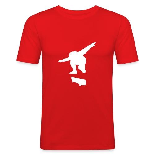 Camiseta Skate - Camiseta ajustada hombre