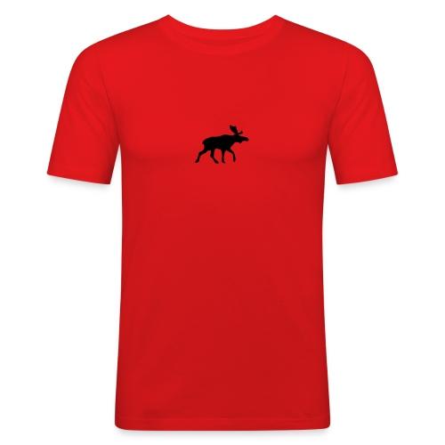Elg - Slim Fit T-skjorte for menn
