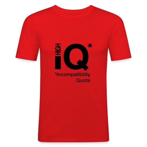 IQ - Men's Slim Fit T-Shirt