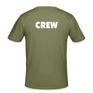 kaasin.no CREW - Slim Fit T-skjorte for menn