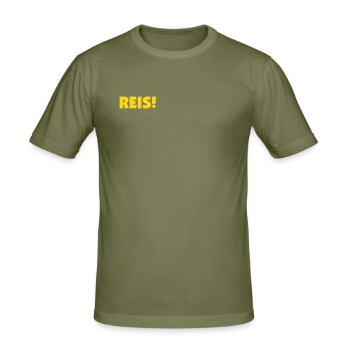 Reis! - Slim Fit T-skjorte for menn