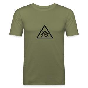 Top - Men's Slim Fit T-Shirt