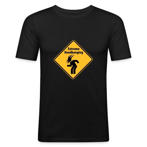 Headbanger - T-shirt près du corps Homme