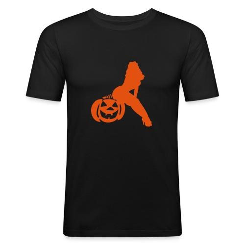 Kuerbis girl2 - T-shirt près du corps Homme