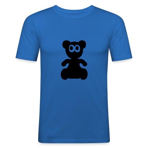 Teddy - T-shirt près du corps Homme