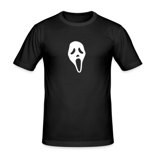 MyHalloween TShirt 1 - Maglietta aderente da uomo