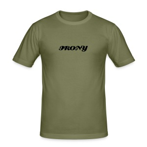 Irony - Men's Slim Fit T-Shirt