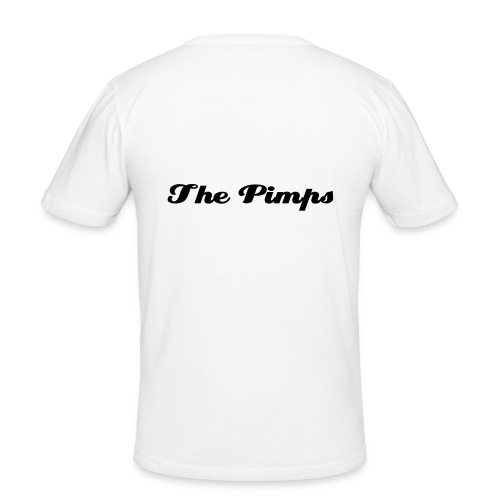The Pimps t-shirt - Maglietta aderente da uomo