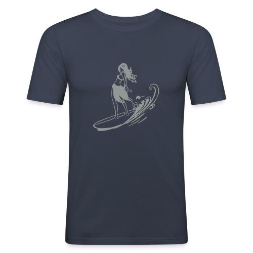 Surf for Boys - Männer Slim Fit T-Shirt