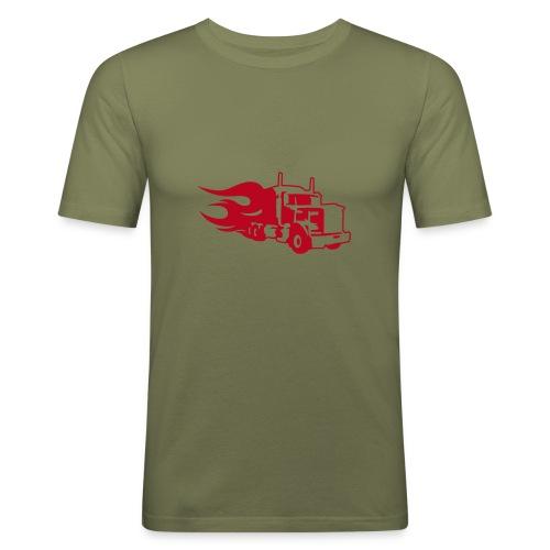 Boystshirts - Männer Slim Fit T-Shirt