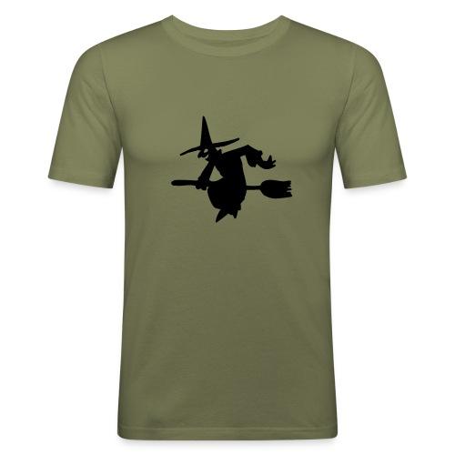 Hexe - Männer Slim Fit T-Shirt