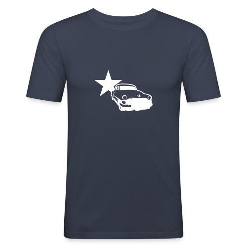 Car Shirt - Männer Slim Fit T-Shirt