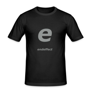 T-Shirt endeffect - Männer Slim Fit T-Shirt