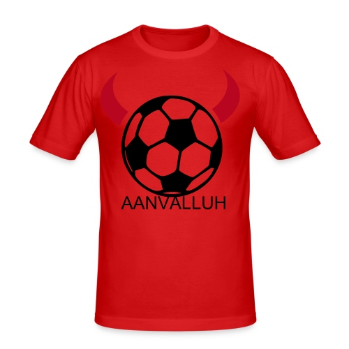 Aanvalluh - slim fit T-shirt