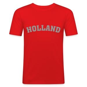 Holland T-Shirt - slim fit T-shirt
