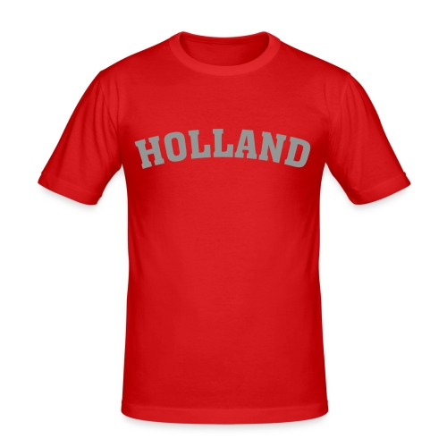 Holland T-Shirt - slim fit T-shirt