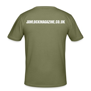 Jawlock Abort - Men's Slim Fit T-Shirt