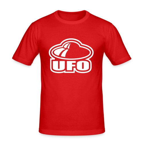 UFO - Men's Slim Fit T-Shirt