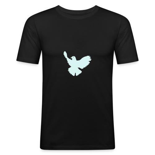 Frieden - Männer Slim Fit T-Shirt