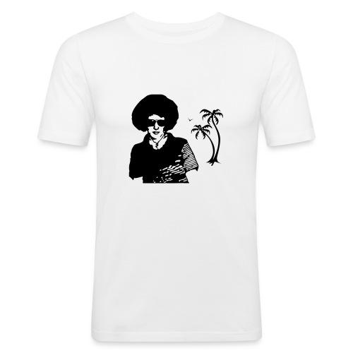 BeachBoy - Männer Slim Fit T-Shirt
