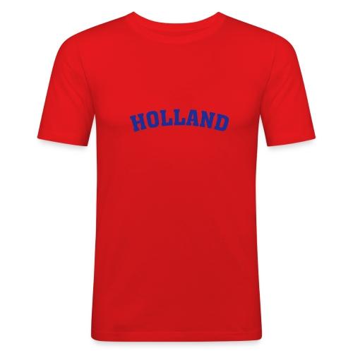 slim fit T-shirt - soccer, holland, man