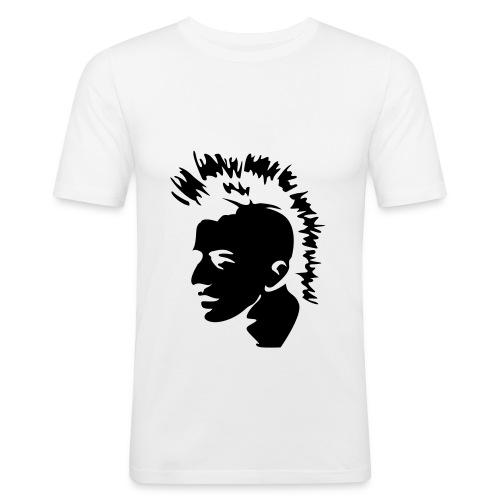 T-Shirt Punk - T-shirt près du corps Homme