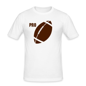 pro rugby - Men's Slim Fit T-Shirt