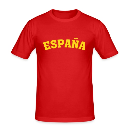 EspanA - slim fit T-shirt