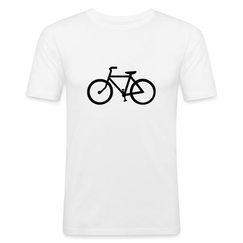 Bike - Männer Slim Fit T-Shirt