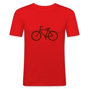 Fahrrad - slim fit T-shirt