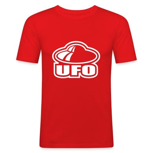 Ufo Paita - Miesten tyköistuva t-paita