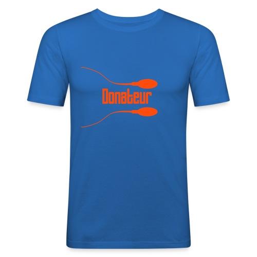 Sperm1 - T-shirt près du corps Homme