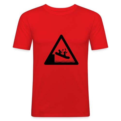 riot.cc Shirt - Männer Slim Fit T-Shirt