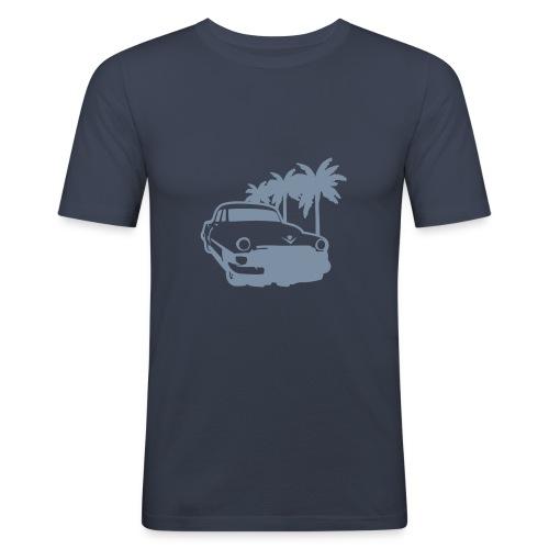 Palm Rider - T-shirt près du corps Homme