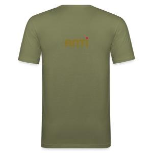 anti - slim fit T-shirt