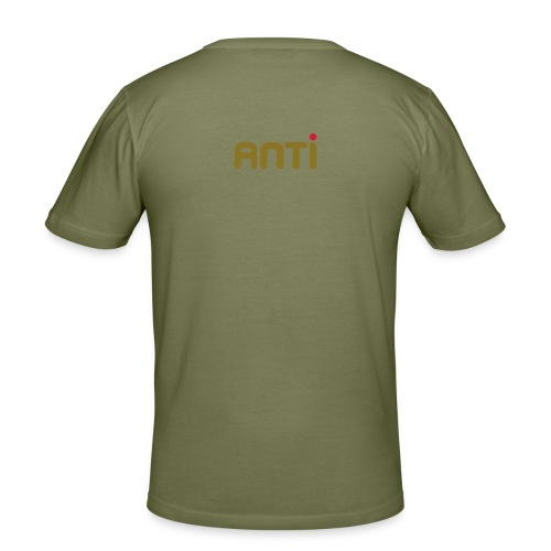 anti - slim fit T-shirt