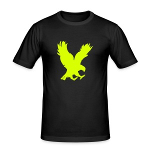 Eagle tee - Men's Slim Fit T-Shirt
