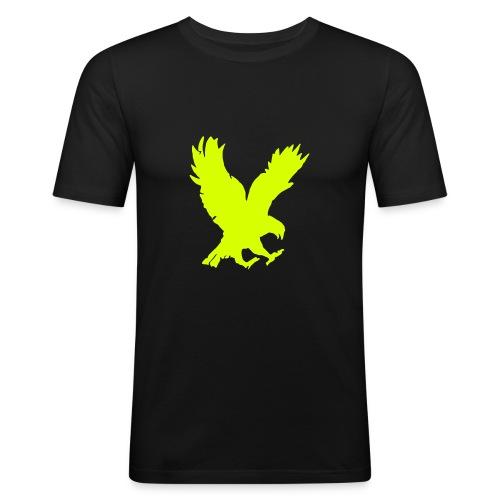 Eagle tee - Men's Slim Fit T-Shirt