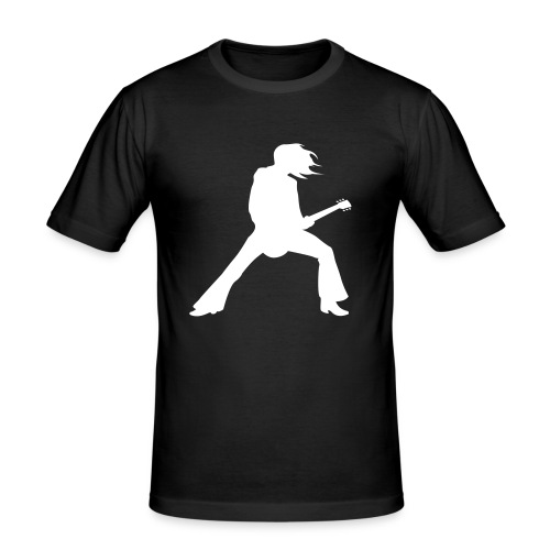 I am listening - Men's Slim Fit T-Shirt