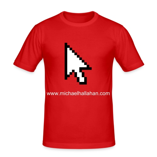 Website Design T-Shirt - Men's Slim Fit T-Shirt