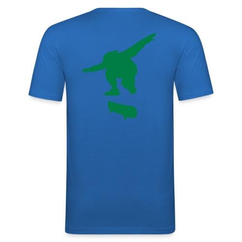 skate shirt - Camiseta ajustada hombre