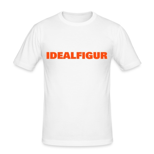 Idealfigur - Männer Slim Fit T-Shirt