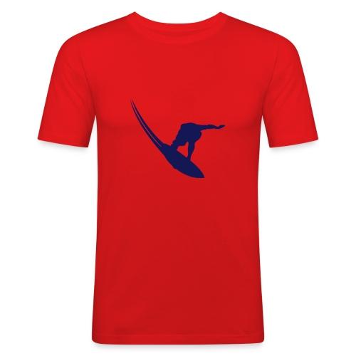 Surfer - Men's Slim Fit T-Shirt