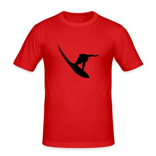 Surfer - Men's Slim Fit T-Shirt