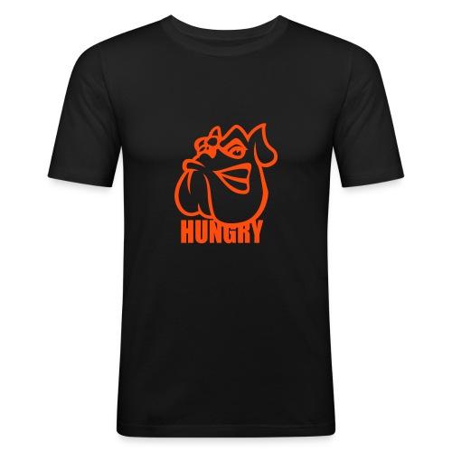 Hungry - Camiseta ajustada hombre