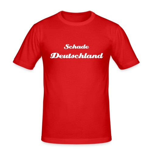 Schade! - slim fit T-shirt